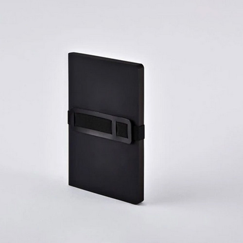 Voyager Dotted Notebook Black
