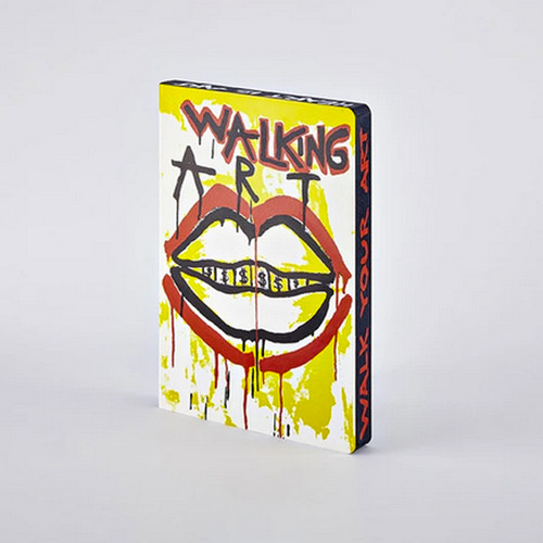 Walking Art Dotted Notebook by Marija Mandic (LIMITED EDITION)