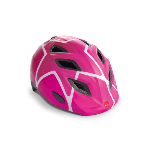 Kids Helmet (Pink Stars)