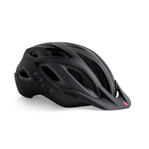 Active Crossover Black Helmet (L)