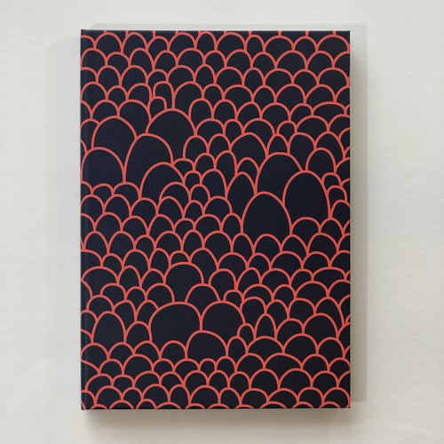 Memmo Dotted Notebook - Mountains
