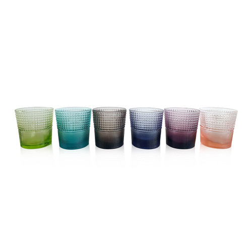 Speedy Tumblers (Set of 6) Assorted Colours