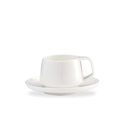 Marc Newson By Noritake Espresso Cup and Saucer Set