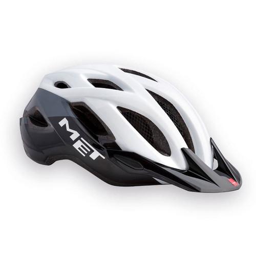 Active Crossover White Helmet (M)