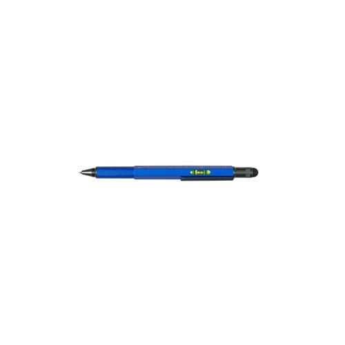Metro Tool Pen w/ Screwdriver & Ruler Blue