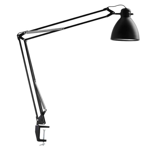 L-1 LED - Black with Desk Clamp