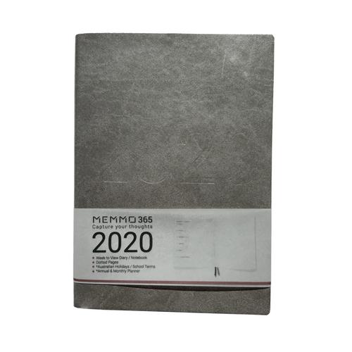 Memmo 2020 Diary - Pebble