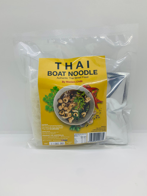 Thai Boat Noodle Soup Meal Kit