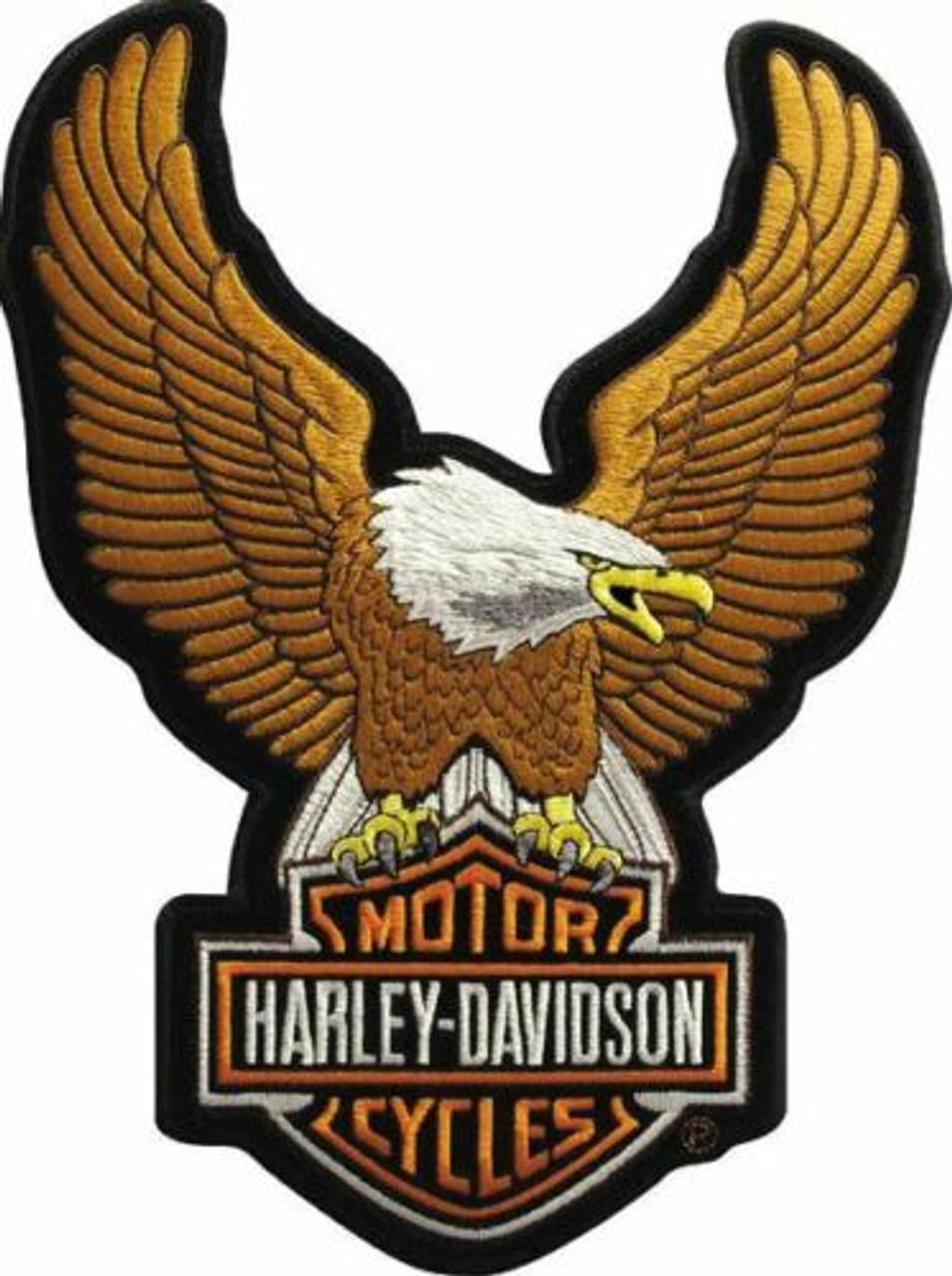 Genuine Harley Davidson V-ROD Sew On Patch