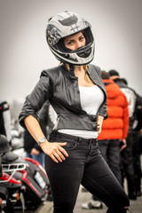 Head to Toe Women's Motorcycle Gear and Accessories