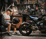 13 items to stock in your garage for optimal motorcycle maintenance