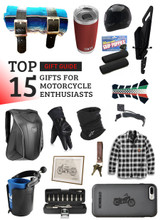 Top 15 Gifts for Motorcycle Enthusiasts