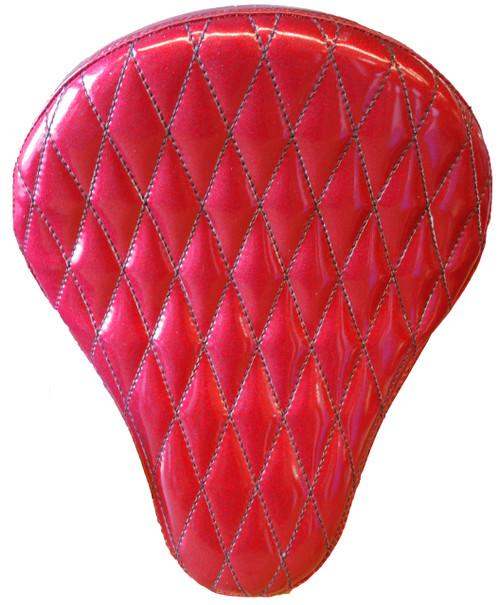 "16"" HARLEY-DAVIDSON RED METAL FLAKE DIAMOND TUK BY LA ROSA DESIGN"