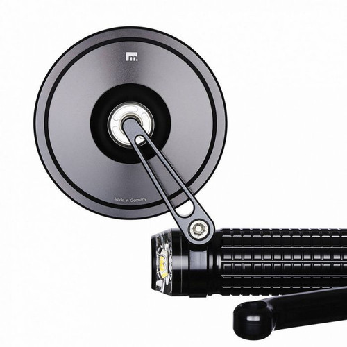 MO.VIEW STREET HANDLEBAR END GLASSLESS MIRRORS BY MOTOGADGET