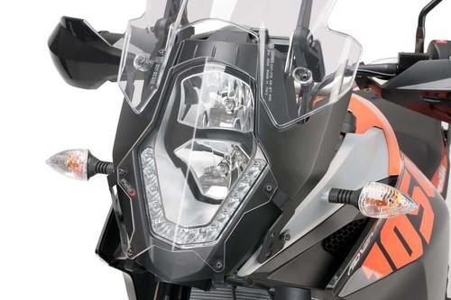 KTM 1190 ADVENTURE R 2013-2016 PUIG EUROPEAN HEADLIGHT PROTECTOR GUARD