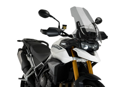 TRIUMPH TIGER 900 2020-2021 WINDSHIELD TOURING SCREEN TIGER 900 ALL MODELS PUIG