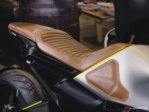 HUSQVARNA VITPILEN 701 2018-2021 CLASSIC RIDER AND PASSENGER SEAT COVERS