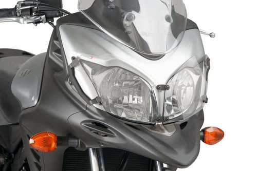 SUZUKI V-STROM 650 2012-2016 PUIG EUROPEAN HEADLIGHT PROTECTOR GUARD