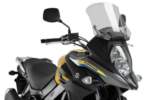 SUZUKI V-STROM 650 XT 2015-2019 PUIG EUROPEAN HEADLIGHT PROTECTOR GUARD