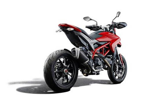 DUCATI HYPERMOTARD 821 SP (2013-2015) FRONT AND REAR SPINDLE BOBBINS BY EVOTECH PERFORMANCE