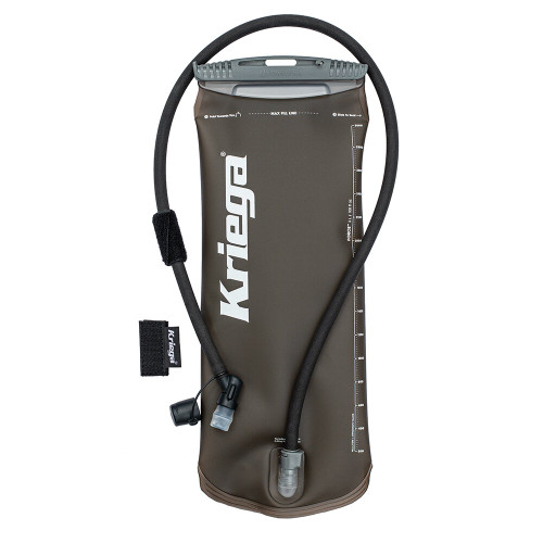 KRIEGA HYDRAPAK RESERVOIR 3 Litre MADE IN UK