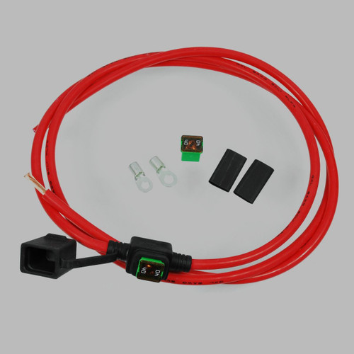 MOTOGADGET MO.UNIT BATTERY CABLE WITH FUSE