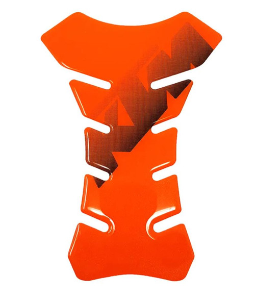 KTM TANK PAD PROTECTOR ORANGE MADE IN ITALY FITS KTM