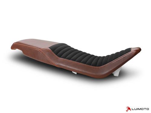 Vintage Classic Seat Covers for the HUSQVARNA VITPILEN 401 2000-2021 LUIMOTO