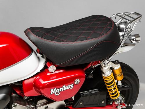 HONDA MONKEY 2018-2020 DIAMOND SEAT COVERS BY LUIMOTO