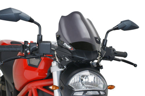 DUCATI MONSTER 1100 S 2009- 2010 WINDSHIELD NEW GENERATION SPORT BY PUIG
