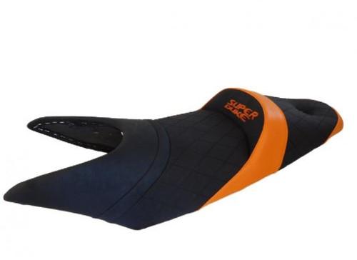 TOP SELLERIE DESIGNER SEAT FOR KTM SUPER DUKE 990 > 2005