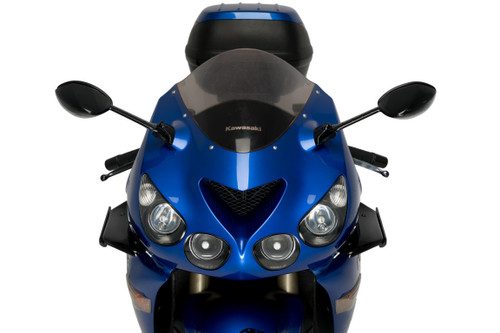 DOWNFORCE SPORT SPOILERS FOR MOTORCYCLE KAWASAKI ZX14 2021