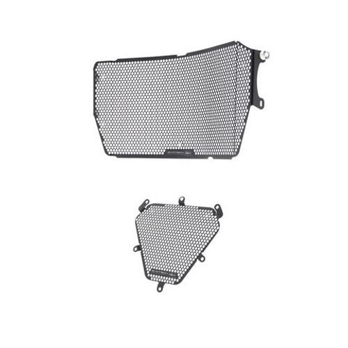 Ducati Diavel 1260 Radiator and Oil Cooler Guard Set 2019+ EVOTECH PERFORMANCE