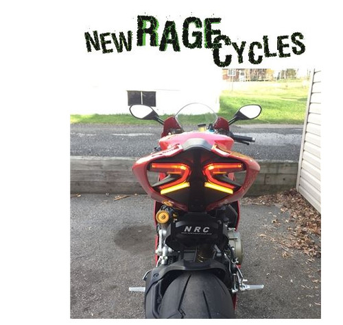 NRC FENDER ELIMINATOR TAIL TIDY FOR DUCATI PANIGALE 1299