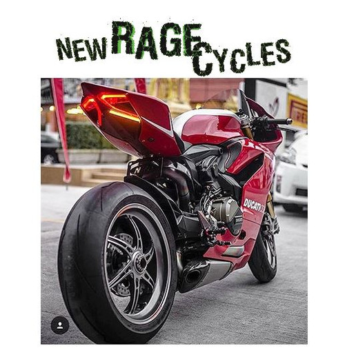 NRC FENDER ELIMINATOR TAIL TIDY FOR DUCATI PANIGALE 1199