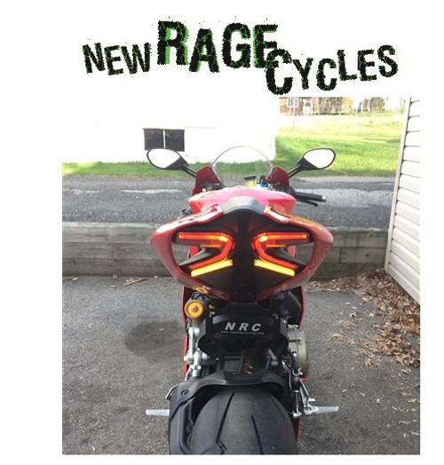 NRC FENDER ELIMINATOR TAIL TIDY FOR DUCATI PANIGALE 959