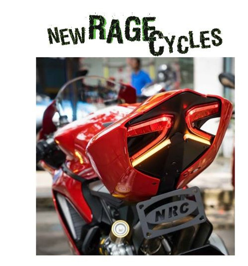 NRC FENDER ELIMINATOR TAIL TIDY FOR DUCATI PANIGALE 899
