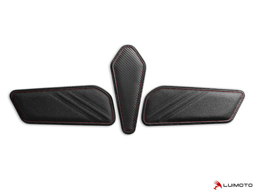 DUCATI 848 1098 1198 2008-2013 LUIMOTO SPORT TANK LEAF KNEE PADS AND TANK PROTECTOR