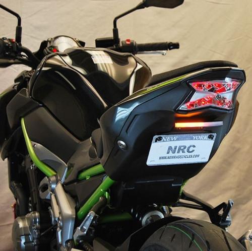 NRC FENDER ELIMINATOR TAIL TIDY FOR KAWASAKI Z900 2017-2019
