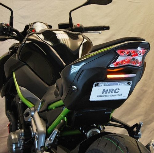 NRC FENDER ELIMINATOR TAIL TIDY FOR KAWASAKI Z900 2020 UP