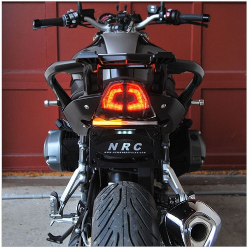 BMW R1200R / RS Fender Eliminator Kit Tail Tidy (2015-Present) NEW RAGE CYCLES