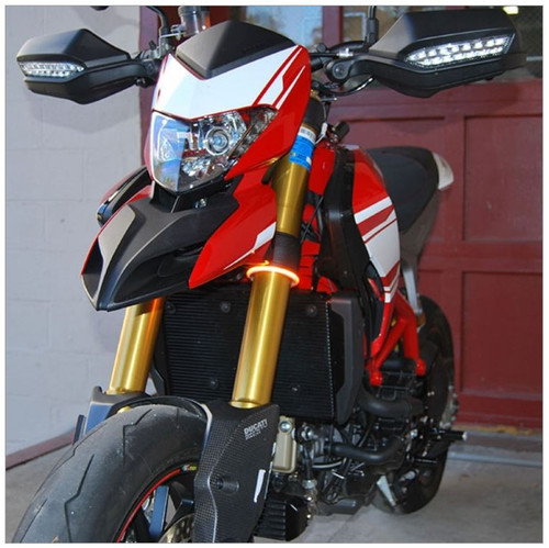 Universal Motorcycle Rage360 Turn Signals NEW RAGE CYCLES