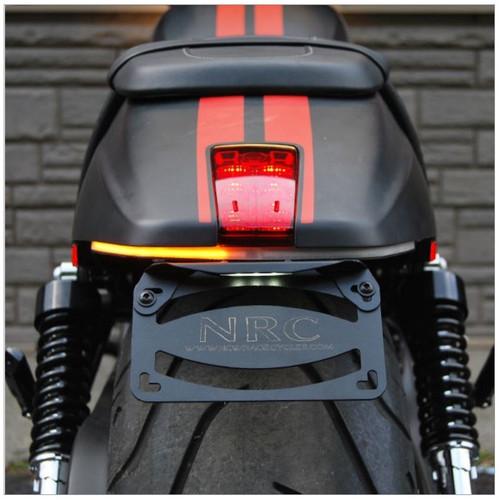 Harley Davidson V-ROD Fender Eliminator (2012-2017) Tail Tidy by New Rage Cycles
