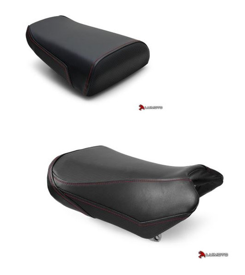 SUZUKI SV650 04-15 Baseline Seat Covers  BY LUIMOTO