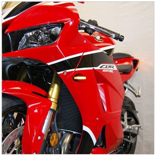 Honda CBR 600RR Front Turn Signals (2013 - Present)  NEW RAGE CYCLES