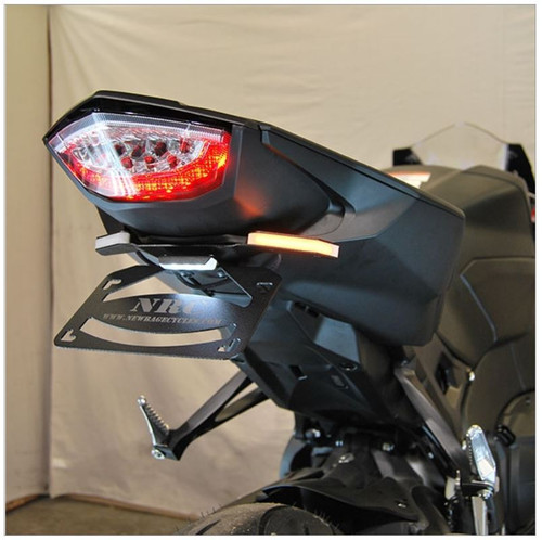 Honda CBR 1000RR Fender Eliminator (2017 - Present) Tail Tidy by New Rage Cycles