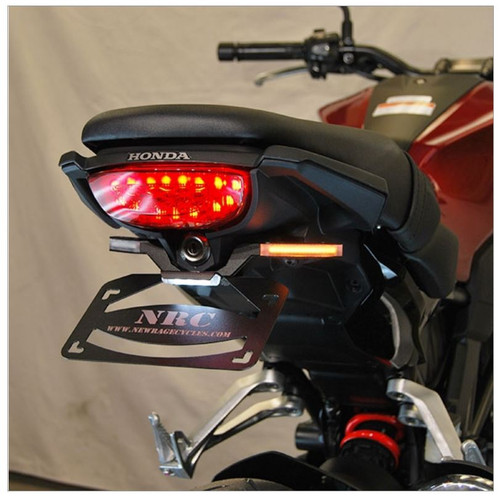 Honda CB300R Fender Eliminator (2017 - Present) Tail Tidy by New Rage Cycles
