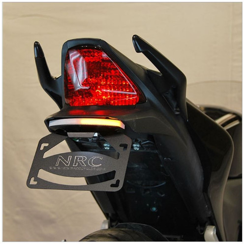 Honda CBR250R / CBR300R Fender Eliminator (2011 - Present) Tail Tidy by New Rage Cycles