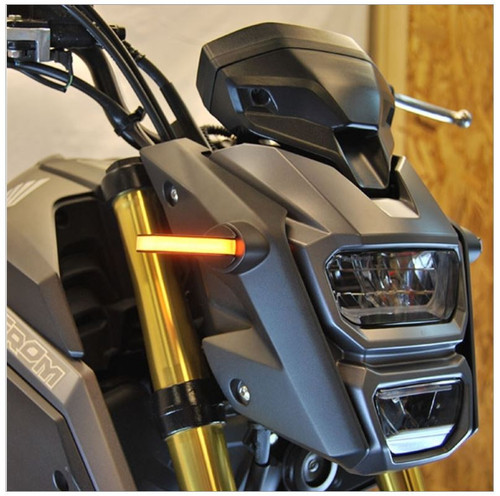 Honda Grom Front Signals (2013-Present) NEW RAGE CYCLES