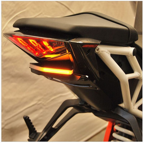 KTM SuperDuke 1290 2014-2019 Fender Eliminator Tail Tidy by New Rage Cycles